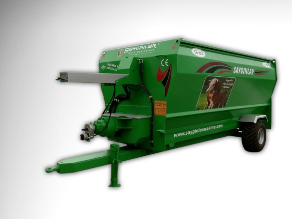 Feed Mixer Tmr Wagon 16m3