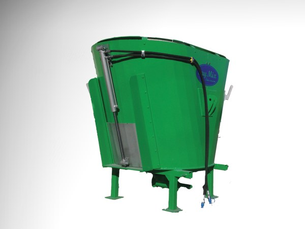 Feed Mixer Tmr Wagon 1,5m3