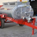 Fire Extinguisher and Water Tanker