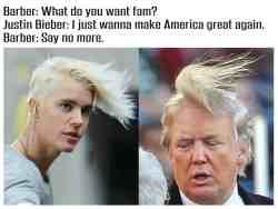 Small Of Bad Haircut Meme