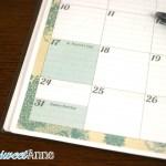 Free Printable Blogging Planner