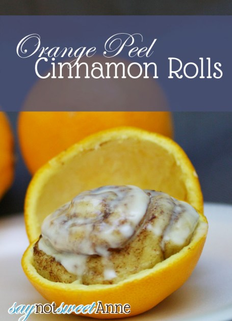 2 step Campfire Cinnamon Rolls! Great for camp, or on the grill. Easy enough for little helpers! more at Saynotsweetanne.com  #cinnamon #camp #food #orange #treat