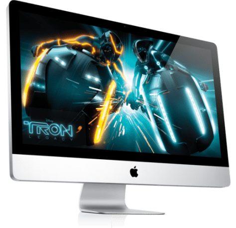 iMac Apple TV