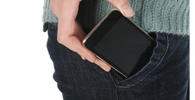 Triboelectricity could charge cell-phone with friction even in pockets
