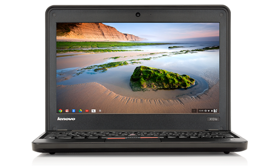 Lenovo Thinkpad Chromebook (Credit: Google)