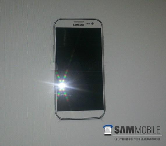 Samsung Galaxy S IV (Credit: sammobile.com)