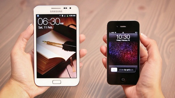 smartphones would soon be replaced by other tech devices (Credit: Gizmodo)