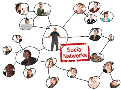 Social networks (Credit: BigStockPhoto.com)