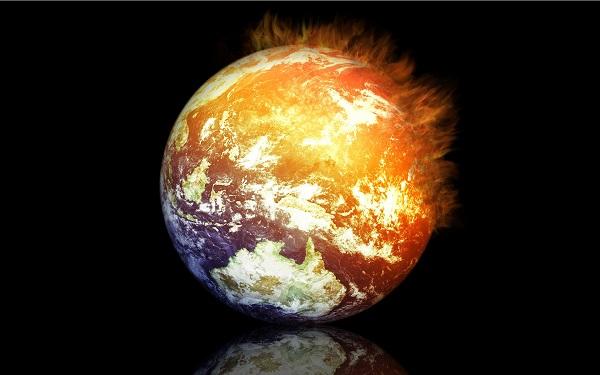 Warming Earth