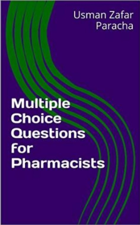Multiple Choice Questions for Pharmacists (4)