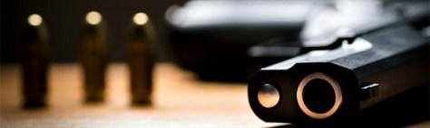 Gun-related murder rate in the U.S.