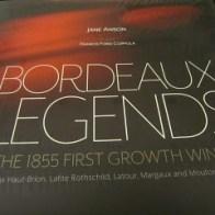 bordeaux legends