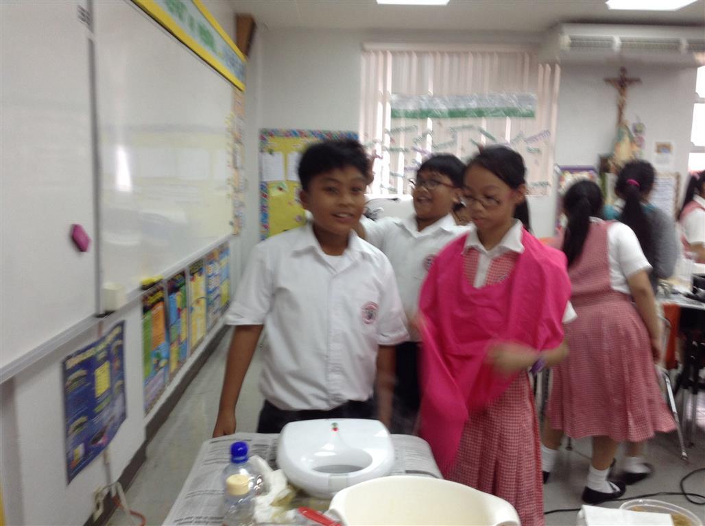 5A Math Class
