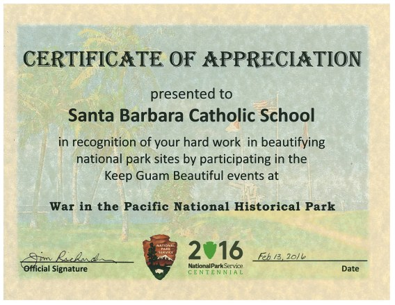 Certificate of Appr Clean up