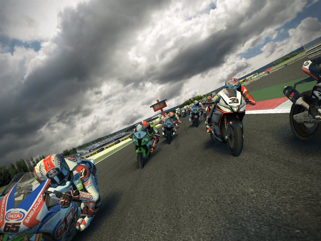 SBK14 FIM Superbike World Championship