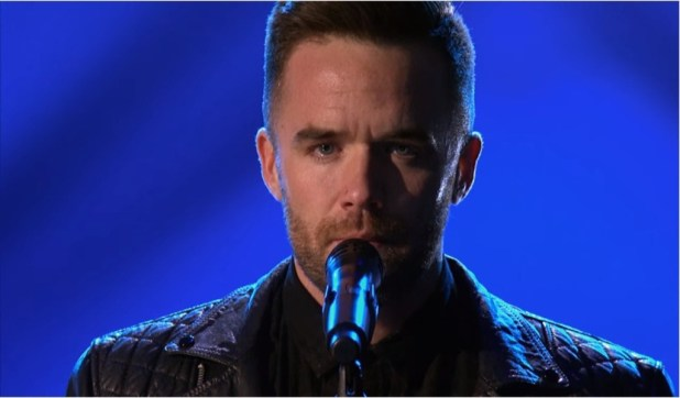 BRIAN JUSTIN CRUM STUNS THE AUDIENCE WITH HIS VERSIONOF 'CREEP' - 3