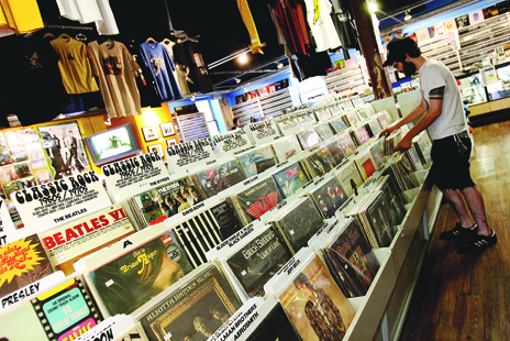 A New Generation Discovers Vinyl
