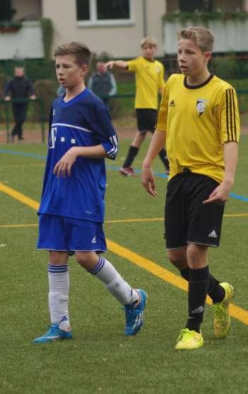 U15 vs SCU Salzgitter 16