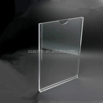 A4 Size Acrylic Brochure Holders   Buy A4 Size Acrylic Brochure     A4 size acrylic brochure holders