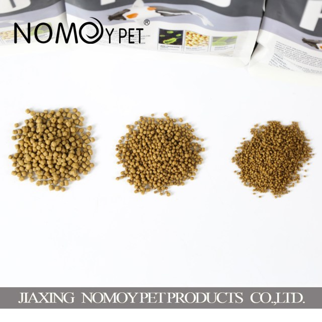 Nomo Aquarium Fish Food  premium Tropical Fish Food Floating Pellets