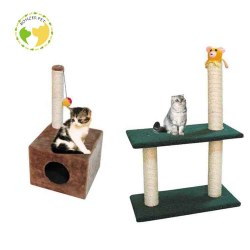 E 00040 Scratcher Parts Cat Tree Tower Condo Buy Cat Tree Tower