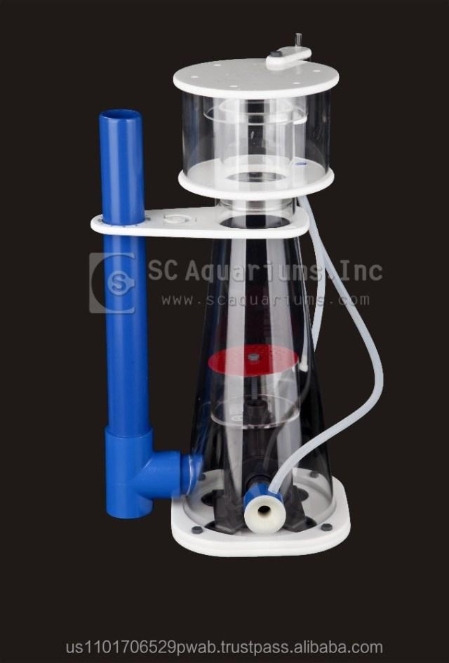 SC Aquariums SCA 302 180 Gallon Protein Skimmer (In Sump) Newest