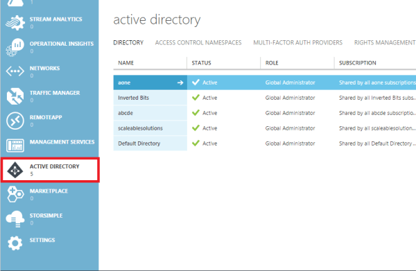 register Dynamics CRM app with Azure Active Directory