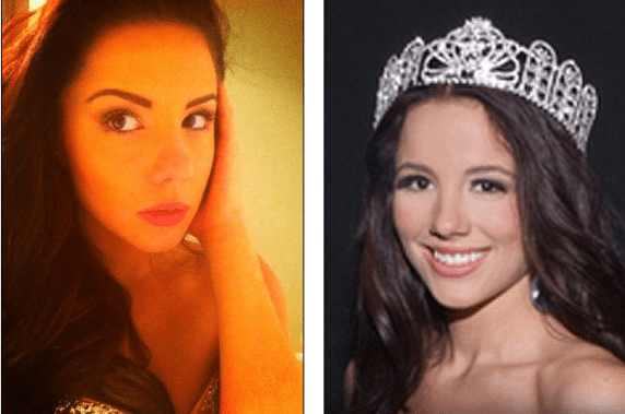 Miss Delaware Teen USA Melissa King denies appearing in adult video.