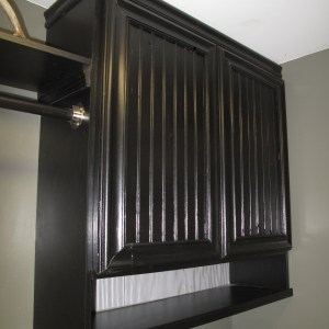 Refacing Laminate and Oak Cabinets