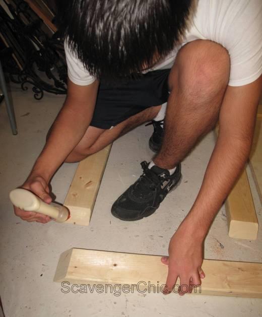 Dartboard Cabinet DIY