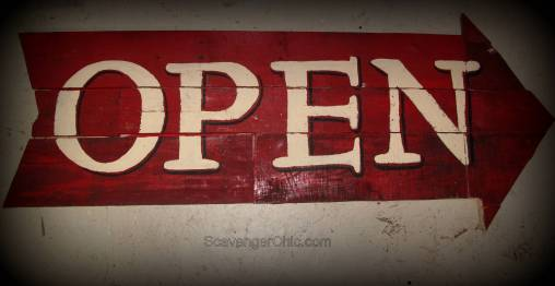 Pallet Wood OPEN Lighted sign diy, marquee open sign, open sign with lights