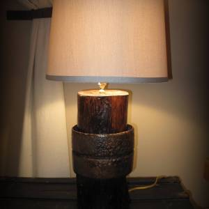Upcycled Watchamacallit Lamp , diy