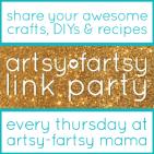 Artsy-Fartsy Link Party