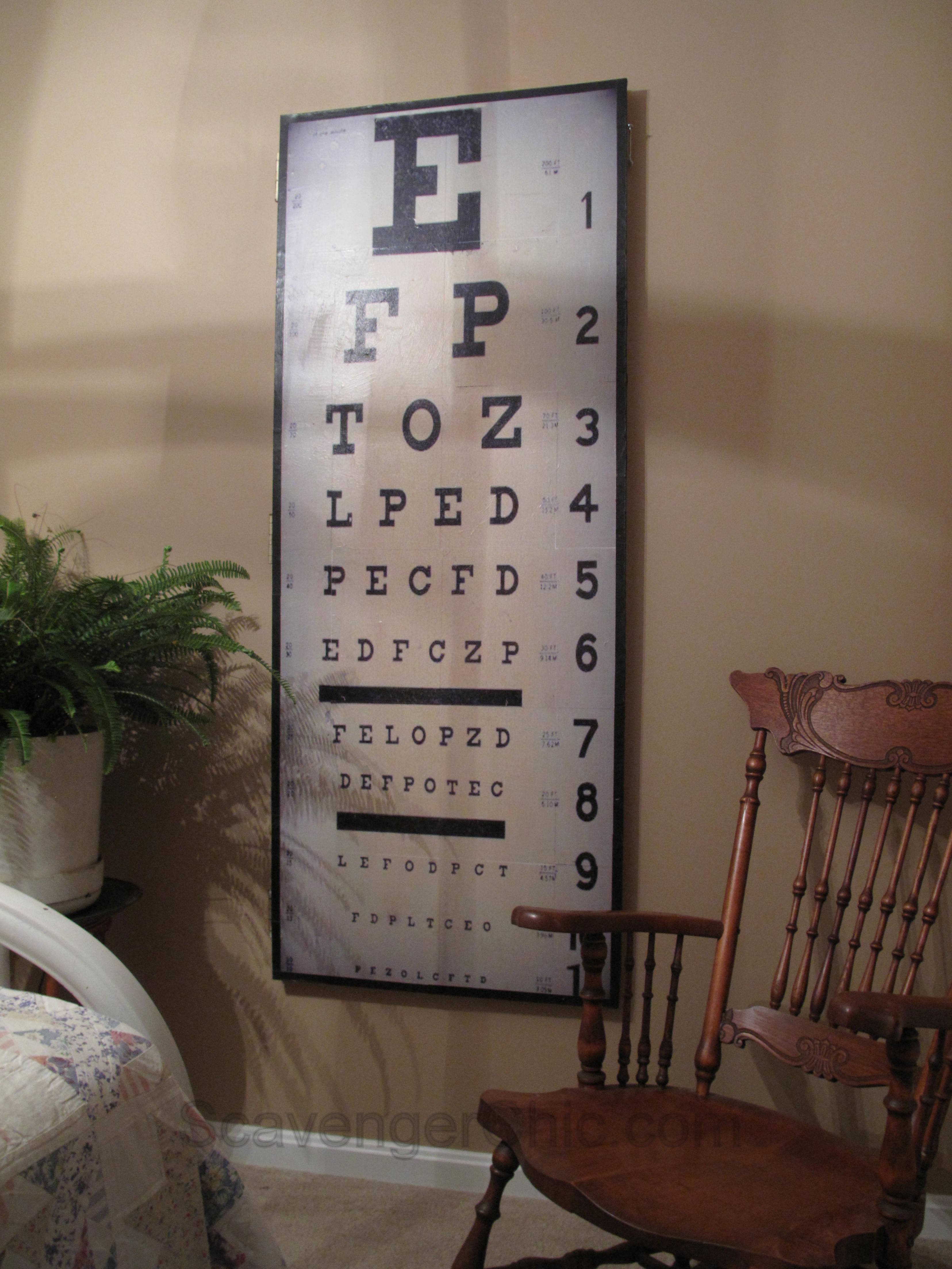 Ironing Board Cabinet diy Part 2 - Scavenger Chic