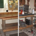Putting a new top on an old Workbench