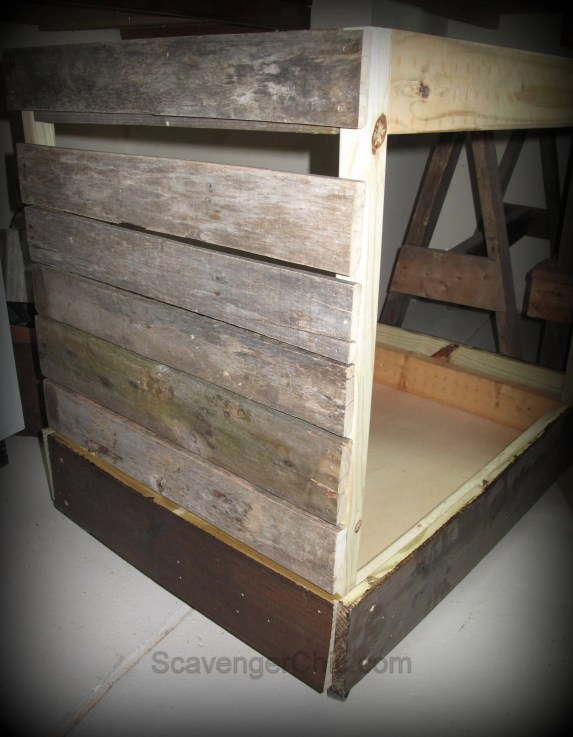 Pallet Wood Projects, Rolling Storage Cart, Scrap Wood Projects, Utility Cart, DIY Storage bin