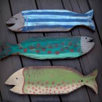 Pallet Wood Fish diy