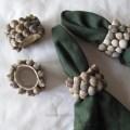 Seashell Napkin Rings diy