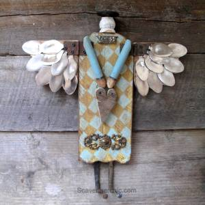 Primitive Spoon Angel 3