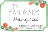 handmade hangout- logo with hostesses OC