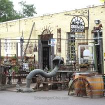 Visiting Black Dog Salvage