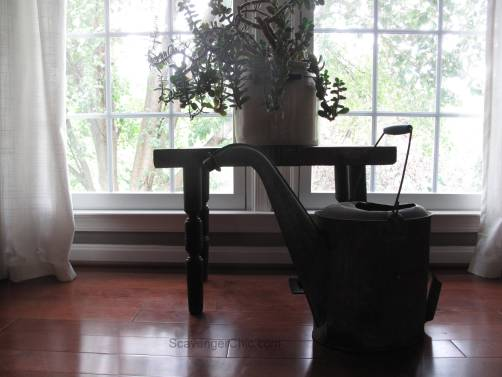 diy Spindle Stool/Bench