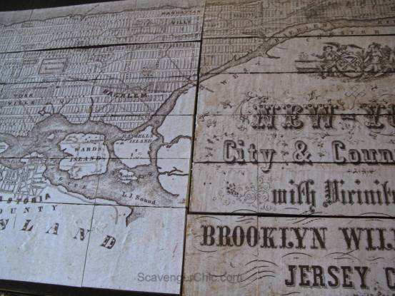 Pottery Barn Inspired Planked New York Map-006
