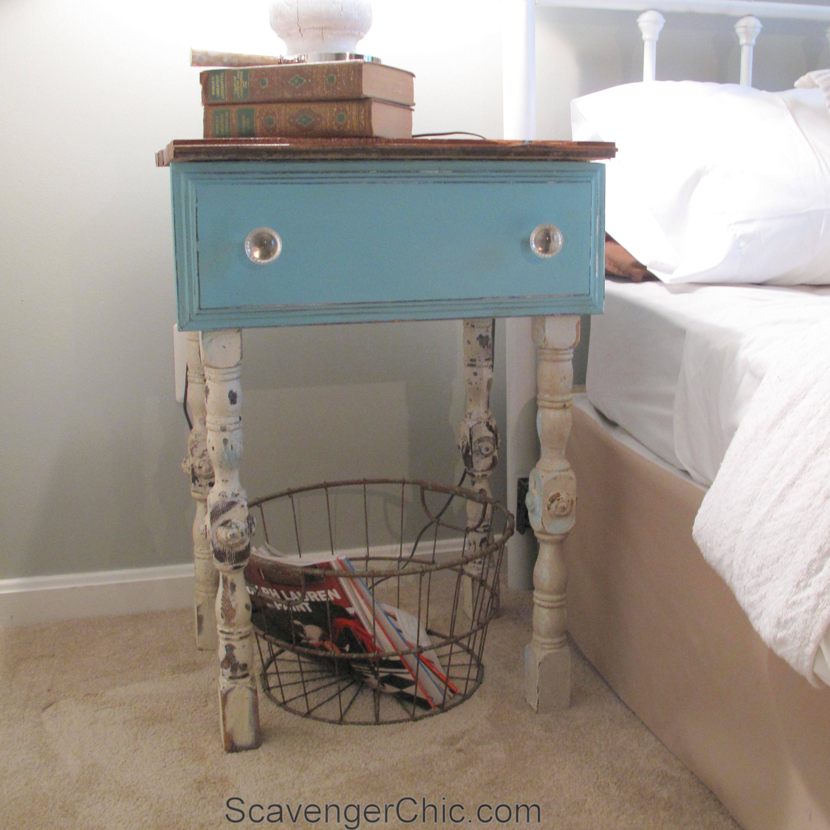 Upcycled Projects Spindles Scavenger Chic