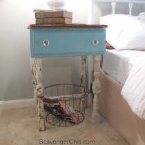Repurposed Dresser Drawers