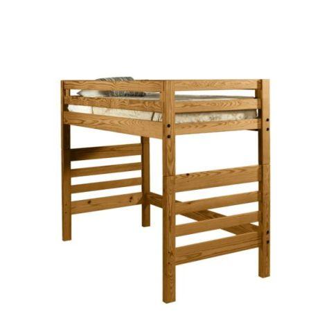 This End Up Ladder Back Loft Bed