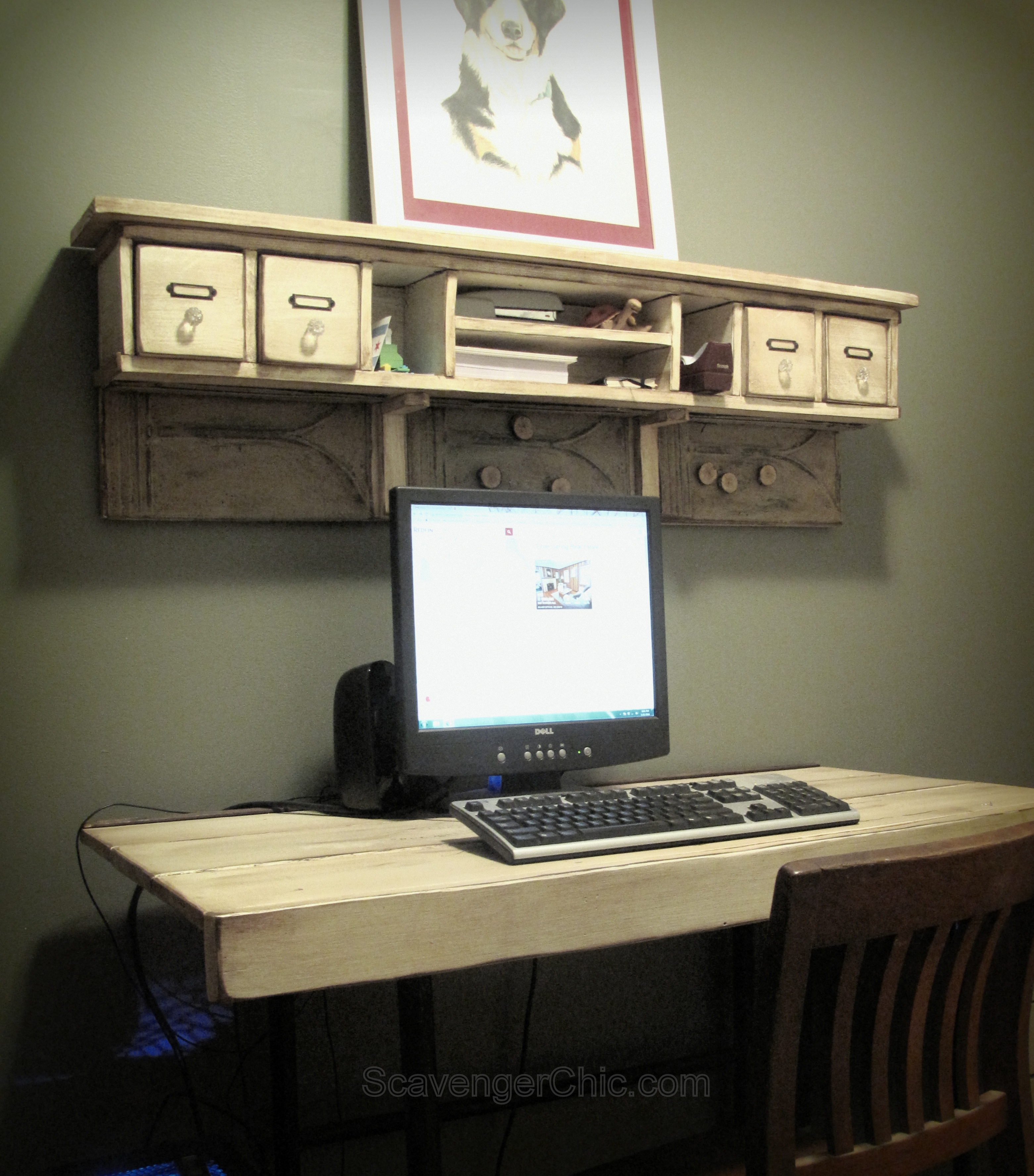 Shelving Storage And Organization Scavenger Chic