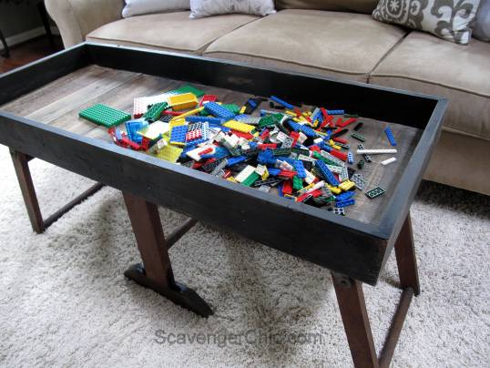 Lego Table de jeu