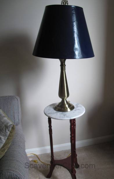 Flea Market Lamps finally get a Makeover-001