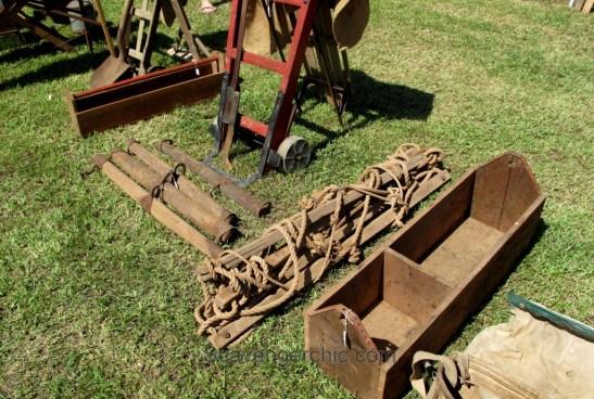Route 11 Yard Crawl 2016 Farm Equipment